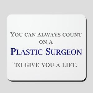Plastic Surgeon Mousepad