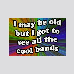 All the Cool Bands Magnets