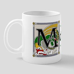 McDonough Celtic Dragon Mug