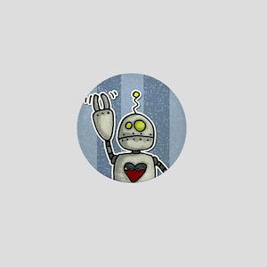 love machine Mini Button