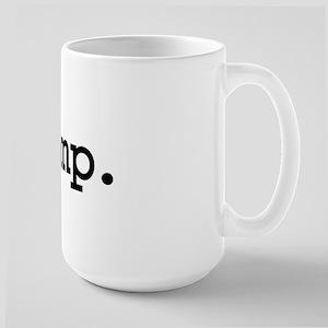 hemp. Large Mug