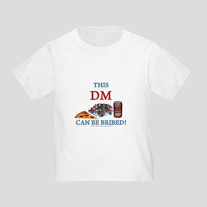 DM - Bribe Toddler T-Shirt