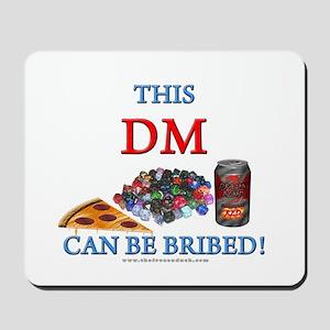 DM - Bribe Mousepad