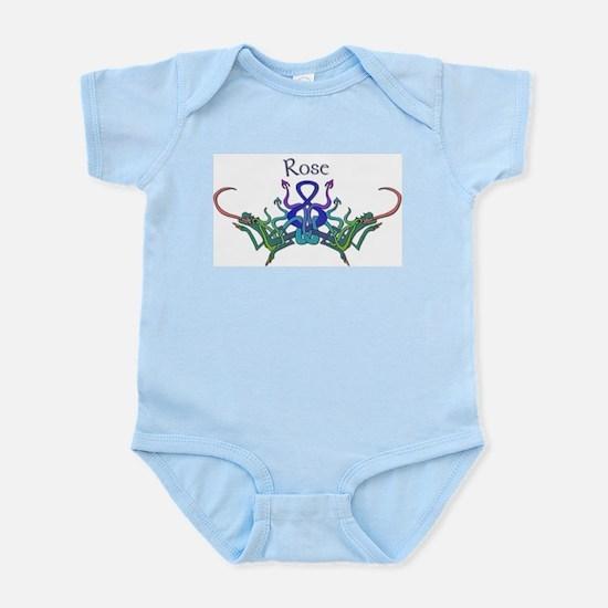 Rose's Celtic Dragons Name Infant Creeper