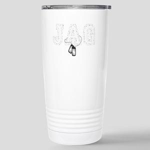 jag Stainless Steel Travel Mug