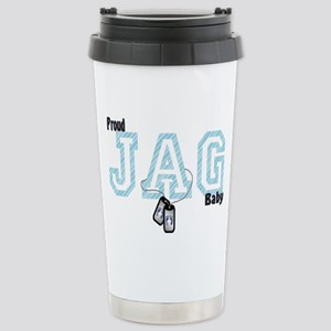 jag brat Stainless Steel Travel Mug