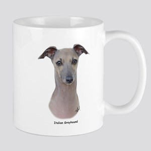 Italian Greyhound 9K75D-11 Mug