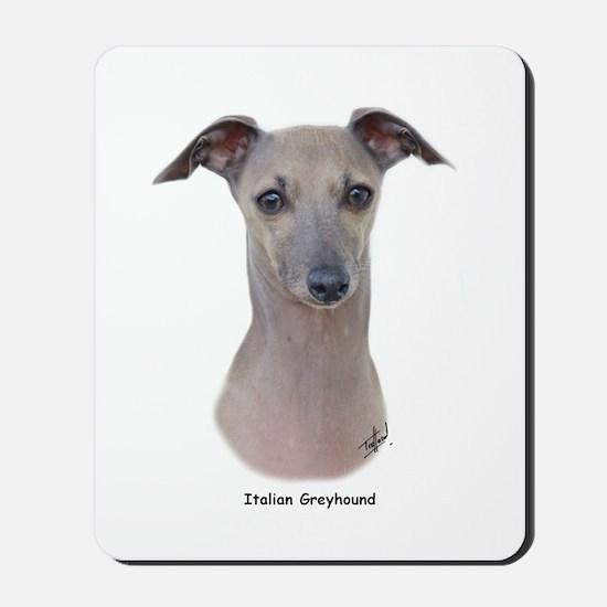 Italian Greyhound 9K75D-11 Mousepad