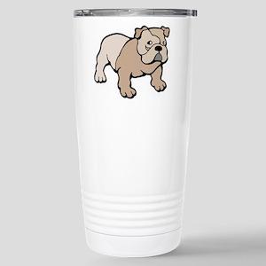 home bulldog gifts, Bull Dog, Stainless Steel Trav