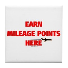 *NEW DESIGN* Earn Points HERE! Tile Coaster