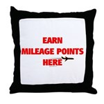 *NEW DESIGN* Earn Points HERE! Throw Pillow