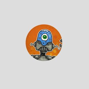 domo arigato Mini Button