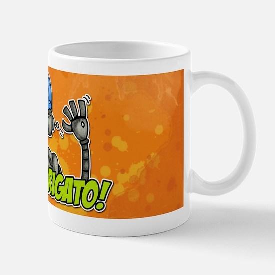 domo arigato Mug