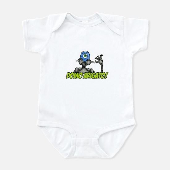 domo arigato Infant Bodysuit