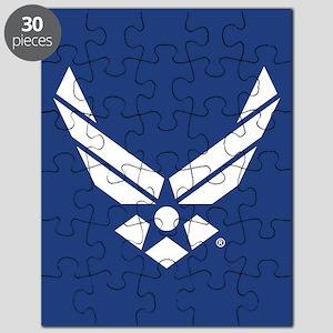 U.S. Air Force Logo Puzzle