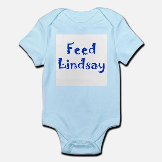 Feed Lindsay Section Infant Creeper