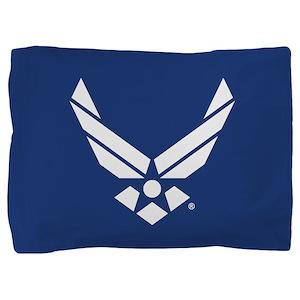 U.S. Air Force Logo Pillow Sham