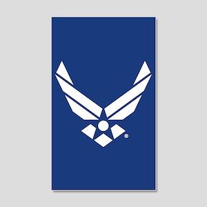 U.S. Air Force Logo 20x12 Wall Decal