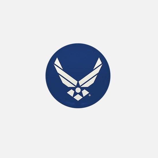 U.S. Air Force Logo Mini Button