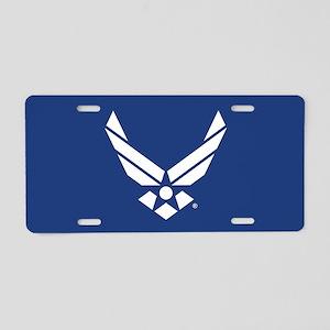 U.S. Air Force Logo Aluminum License Plate