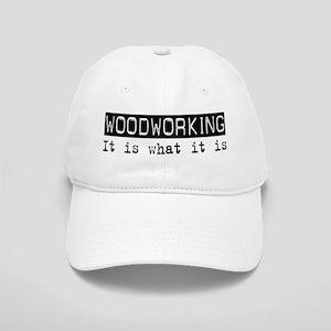 Woodworking Is Cap