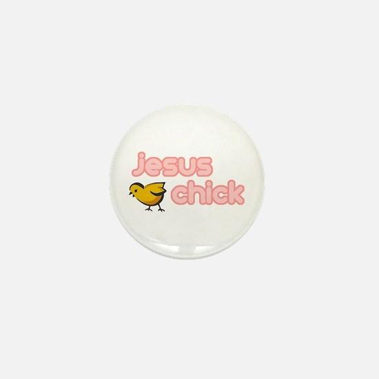 Cute Cute chicken Mini Button