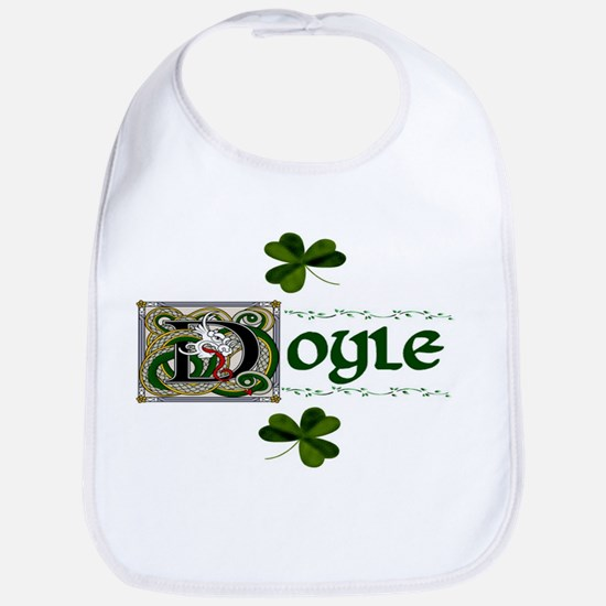 Doyle Celtic Dragon Bib