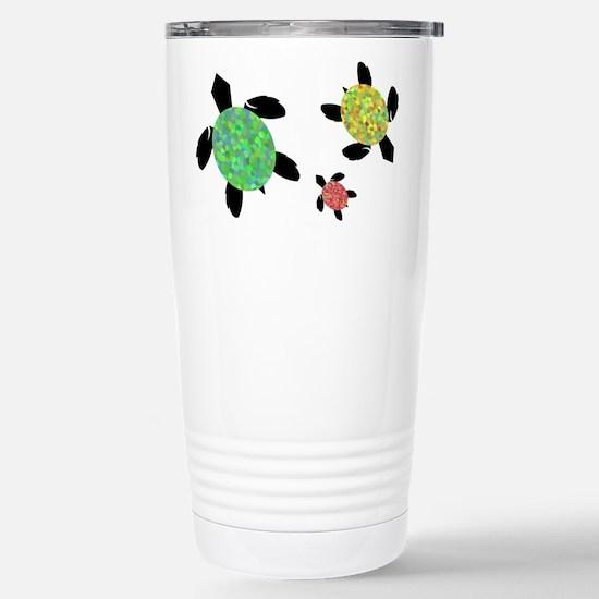 Sea Turtles Stainless Steel Travel Mug