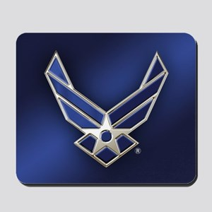 U.S. Air Force Logo Detailed Mousepad