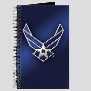U.S. Air Force Logo Detailed Journal