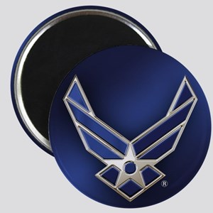 U.S. Air Force Logo Detailed Magnet
