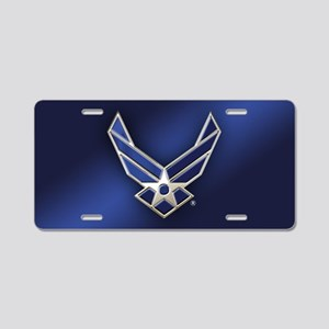 U.S. Air Force Logo Detaile Aluminum License Plate