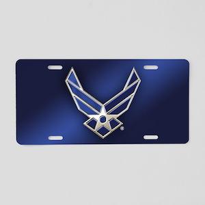 U.S. Air Force Aluminum License Plates - CafePress 3a42a606a36a