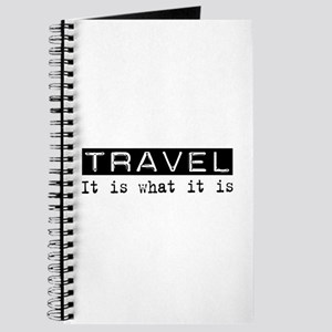 Travel Is Journal