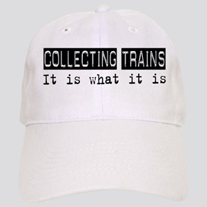 Collecting Trains Is Cap