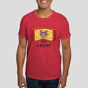Got Cheese? Dark T-Shirt