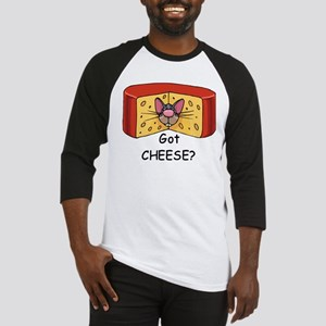 Got Cheese? Baseball Jersey
