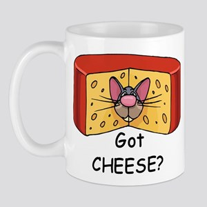 Got Cheese? Mug