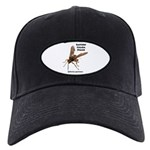 Cicada Killer Black Cap