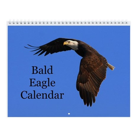Bald Eagle Photo Wall Calendar