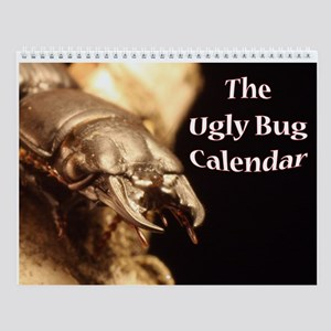 Ugly Bug Wall Calendar