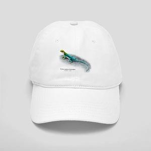 Collared Lizard Cap