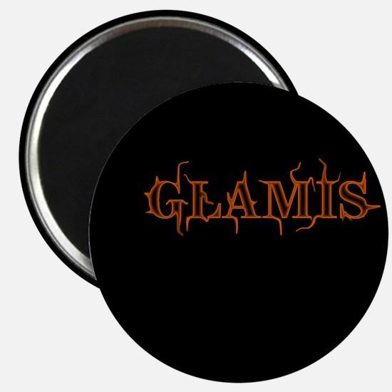 Glamis Imperial Sand Dunes Magnet