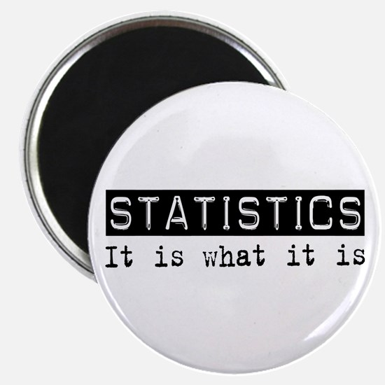 Statistics Is Magnet