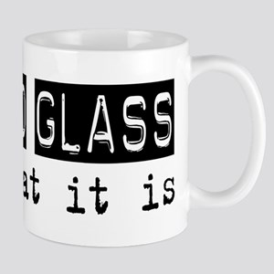 Stained Glass Is Mug