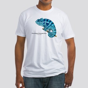 Panther Chameleon Fitted T-Shirt