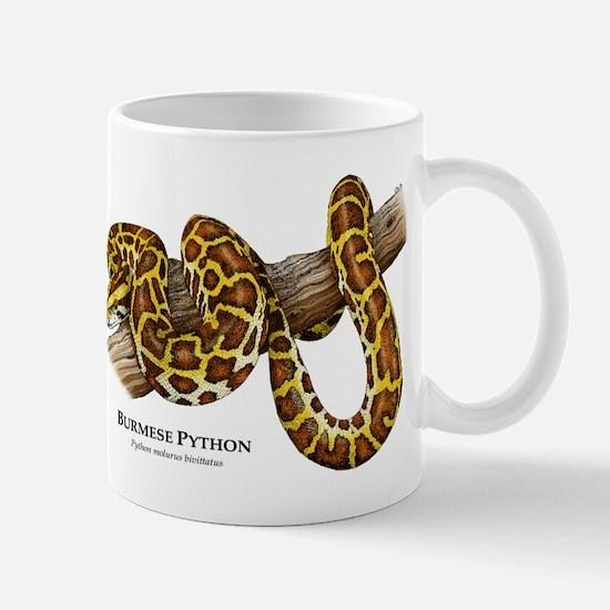 Burmese Python Mug