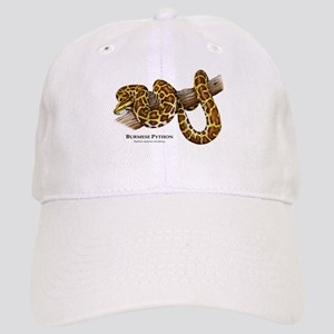 Burmese Python Cap