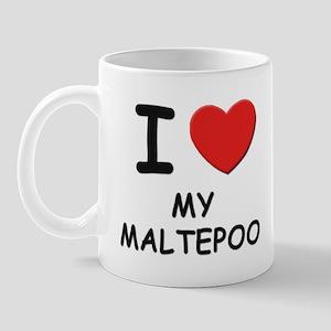 I love MY MALTEPOO Mug