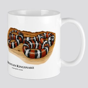Mountain Kingsnake Mug
